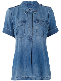 denim pullover shirt Equipment