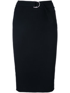 юбка-карандаш с поясом Victoria Beckham
