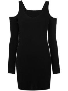 облегающее платье Magda Mm6 Maison Margiela