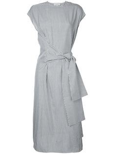 платье с запахом Studio Nicholson