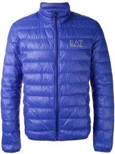 дутая куртка  Ea7 Emporio Armani