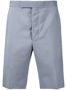 классические шорты-чинос Thom Browne