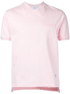 классическая футболка-поло Thom Browne