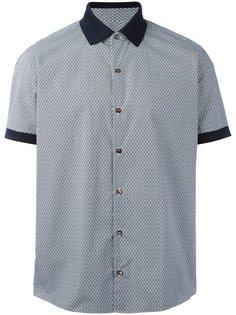 рубашка с короткими рукавами Salvatore Ferragamo
