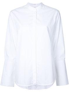 рубашка с воротником-стойкой Studio Nicholson