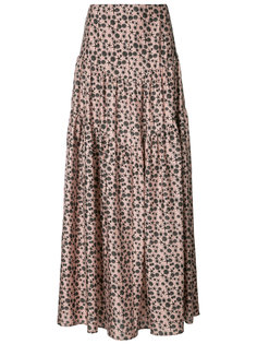 floral maxi-skirt Hellessy