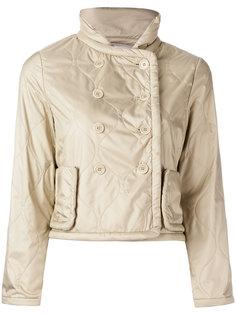 стеганая укороченная куртка  Aspesi