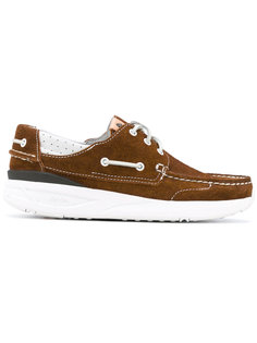 классические палубные туфли Visvim