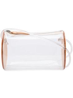 transparent shoulder bag Building Block