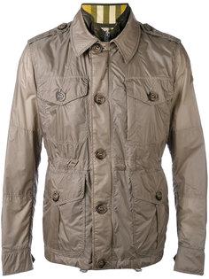многослойная куртка Burberry