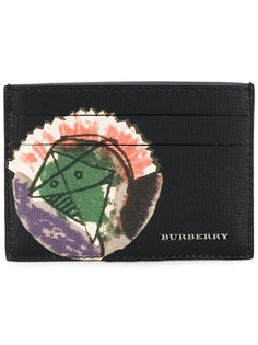визитница Pallas Heads 1973 Burberry