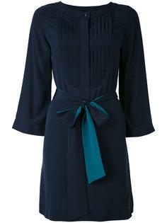 платье со складками  Vanessa Seward