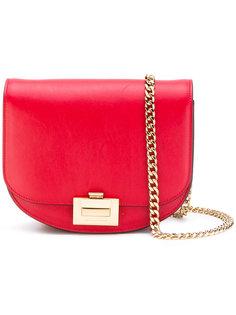 сумка через плечо Box with Chain Victoria Beckham