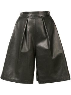 flared shorts Novis
