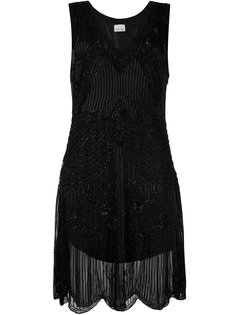 embellished flapper dress Loyd/Ford