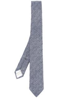 """галстук с принтом """"пейсли"""" Al Duca D'Aosta 1902"""