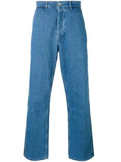 джинсы свободного кроя Our Legacy
