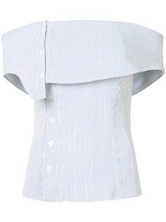 striped corset top  Monse