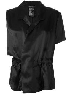 asymmetric blouse Ann Demeulemeester