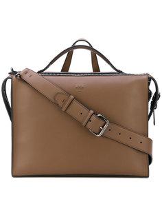 прямоугольная сумка-тоут  Fendi