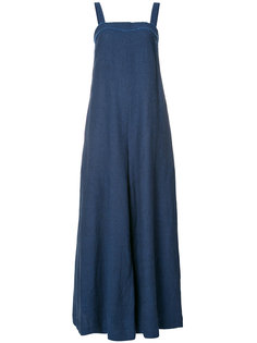 flared maxi dress Martin Grant