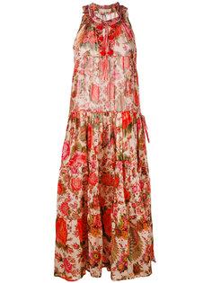 floral print dress  Anjuna