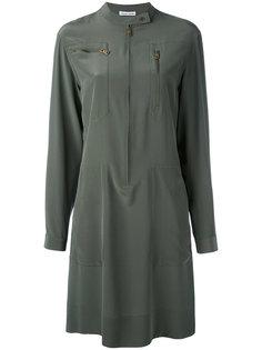 front zip dress Tomas Maier