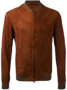 куртка-бомбер Salvatore Santoro