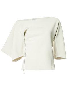 блузка на одно плечо Maticevski
