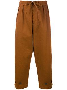 укороченные брюки Tino Paura