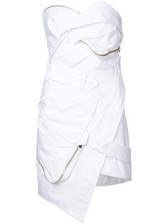 мини-платье бюстье Alexandre Vauthier