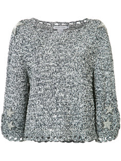 marl knitted top Spencer Vladimir