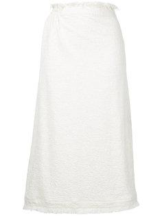 твидовая длинная юбка Nehera