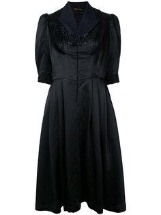 декорированное платье  Comme Des Garçons Vintage