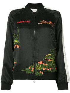 Aube Tour bomber jacket Maharishi
