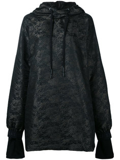 twin sleeve hoodie  Strateas Carlucci