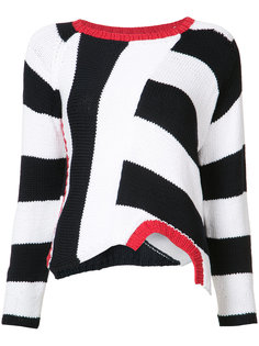 geometric knitted top Spencer Vladimir