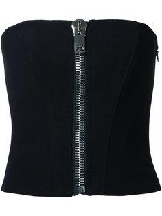 zip-detail corset Strateas Carlucci