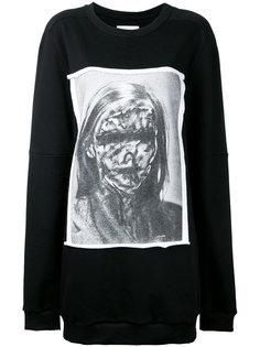 printed sweatshirt Strateas Carlucci