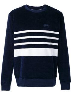 striped jumper Stussy