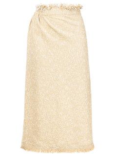 юбка с бахромой Sara Nehera