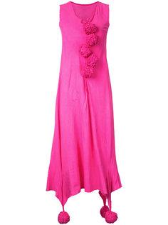 платье с помпонами Comme Des Garçons Vintage