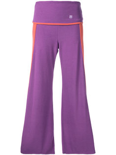 wide leg cropped trousers  Theatre Products