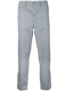 брюки прямого кроя Factotum