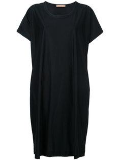 трикотажное платье-футболка  Nehera