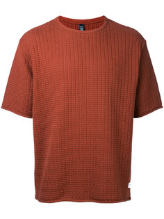 фактурная футболка  Factotum