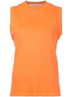 muscle tank top Eckhaus Latta