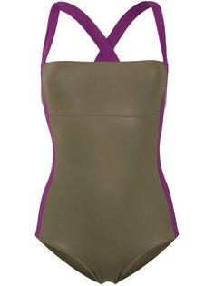 cross back swimsuit Laura Urbinati