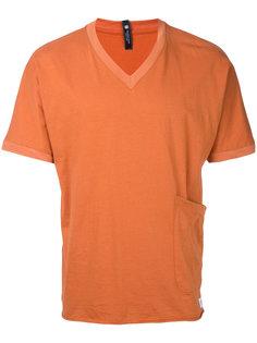 футболка с V-образным вырезом Factotum