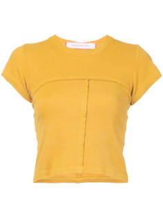 jersey crop top Eckhaus Latta